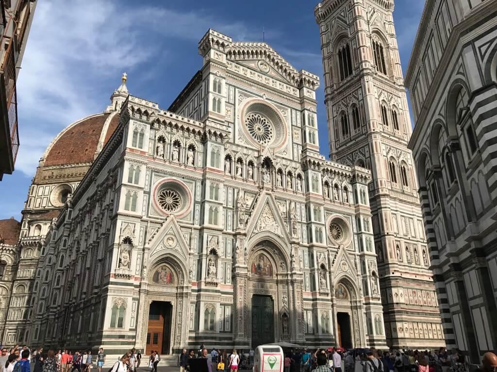 Cattedrale di Santa Maria del Fiore - Archievald Travel and Food