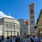 Piazza del Duomo in Florence, Italy - Archievald Travel and Food