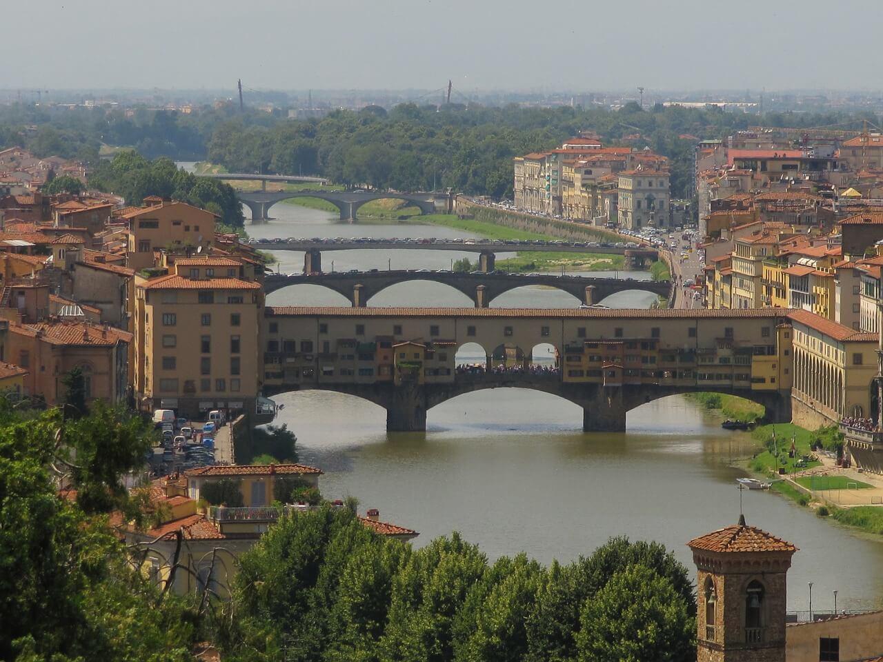 Ponte Vecchio - Archievald Travel and Food