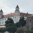 Bratislava Castle in Bratislava, Slovakia - Archievald Travel and Food