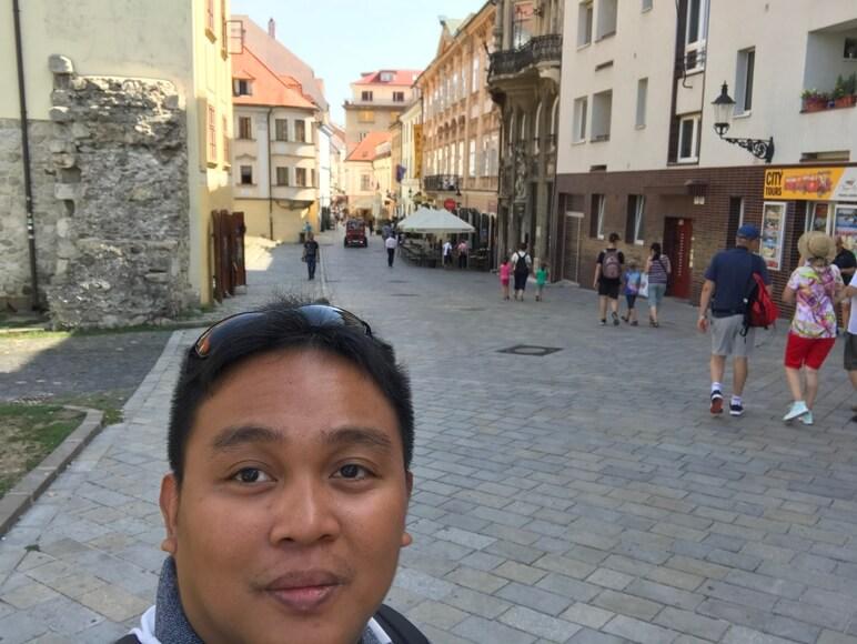 Archievald Quiambao - Archievald Travel and Food