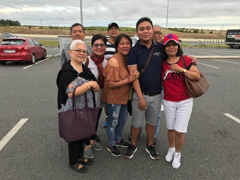 Archievald Quiambao's Relatives - Archievald Travel and Food
