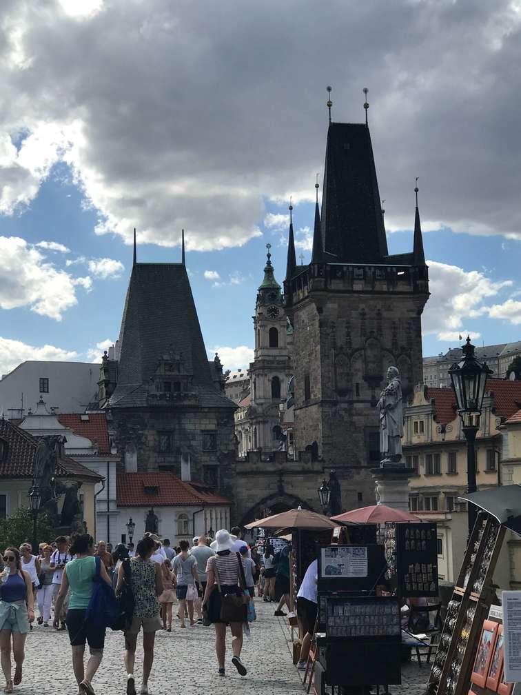 Charles Bridge in Prague, Czech Republic - Archievald Travel